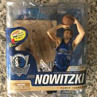 Action figure Mcfarlane NBA Series 21 Dirk Nowitzki original