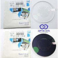 Lensa Kacamata Photochromic crizal essilor Transition Classic 1.56