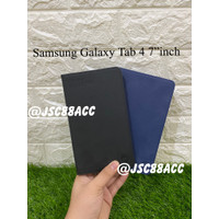 "Flip Cover Hanton Flip Kulit For Samsung Galaxy Tab 4 7 inch"""