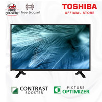 TV LED TOSHIBA 32 INCH HD 32S2900 ORIGINAL FREE BREKET