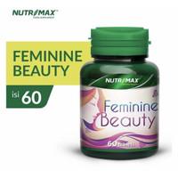 Nutrimax feminine beauty ( mencegah penuaan dini & kesehatan kulit )