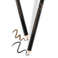 madame gie silhouette blended brow / pensil alis - brown
