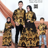 batik keluarga family motif kerajaan