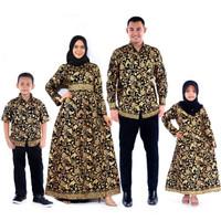 batik keluarga family motif prada