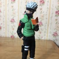 Action Figure Naruto Kakashi Set