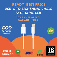 USB C to Lightning Cable 1 Meter Original Apple Fast Charging iPhone