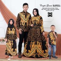 batik keluarga family motif adipati kuning