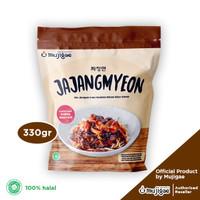 Jajangmyeon / Jjajangmyeon - Makanan Korea Halal