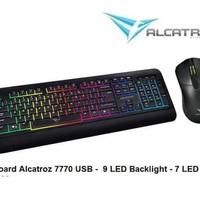Keyboard Mouse Alcatroz Xplorer 7700 Lfx