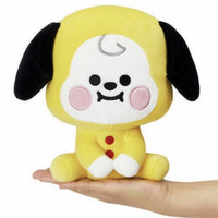 Boneka Baby BTS BT21 Sitting Doll Cute