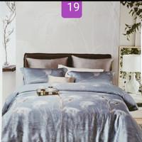 Bed cover Tencel organic super king 200x200 T40cm