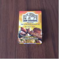 SAF instant gold yeast 5*11gr ragi roti