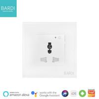 BARDI Smart Wall Switch Wifi UNI - Stop Kontak Dinding Universal