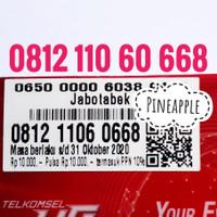 Nomor Cantik Simpati telkomsel 4G LTE seri Ratusan