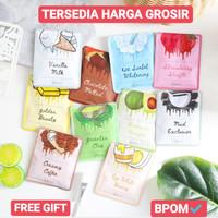 [Beli 10 Free Gift] Masker Wajah Bubuk Organik by Lea Gloria 20 gr