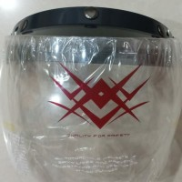 Helm Apd New face shield pelindung muka Akrilik Helm safety Helm