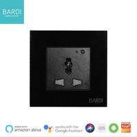 BARDI Smart Wall Socket WiFi UNI - Stop Kontak Dinding Universal
