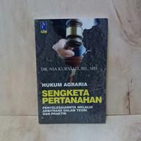 Hukum Agraria SENGKETA PERTANAHAN (Refika)