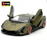 Bburago 1:18 Lamborghini Sian FKP37 diecast car