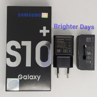 Charger Samsung S10 S10+ S10e Fast Charging Original 100% Type C