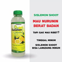 LEMON SIAP MINUM Pure Lemon 250ml / sari lemon asli
