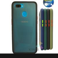 CASE OPPO F7 HARD SOFT MATTE AERO ORIGINAL CASING COVER