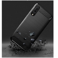 Softcase premium galeno carbon for huawei P20 pro