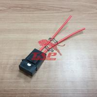 FUSE HOLDER BOX DX CERAMIC - RUMAH SEKRING TANCAP / TUSUK KERAMIK