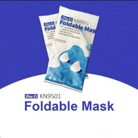 Masker Anti Virus Anti Bakteri KN95 Anti Bacterial Mask