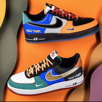 SEPATU NIKE AIR FORCE 1 LOW WHAT THE NEW YORK PREMIUM