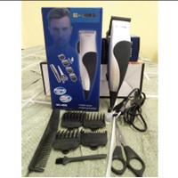 Alat cukur rambut Gmax, hair clipper, clipper set, mesin pangkas