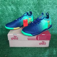 Sepatu Futsal Specs Swervo Thunderbolt 19 IN - Shadow Blue