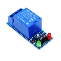 Modul Relay 5v 1 channel Low Level Trigger Arduino Optocoupler Module