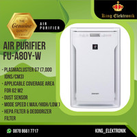 Air Purifier sharp FU A80Y/ Air Purifier sharp