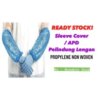 Sleeve Cover / Arm Protection / APD Manset Pelindung Lengan Medis