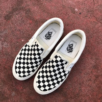 Vans Slip On Og Checkerboard Original