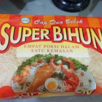 SUPER BIHUN CAP DUA BEBEK 250gr / BIHUN BERAS