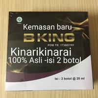 B king 100% Asli brainking plus-vitamin nutrisi otak & kecerdasan anak