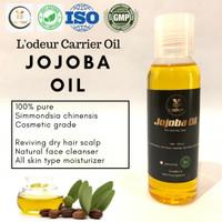jojoba oil 100% organic 100ml L'odeur carrier oil