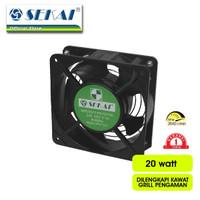 Sekai Cooling Fan Kipas Angin Exhaust Mini Pendingin VFN1212 VFN 1212