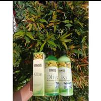 paket BMKS olive ( shampoo + conditioner + hair tonic)