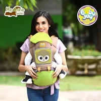GENDONGAN HIPSEAT 4 in 1 MOCHINO SERIES BABY JOY