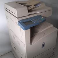 mesin fotocopy bonus pemotong kertas Dan steples besar