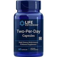 life extension two per day multivitamin 60 caps