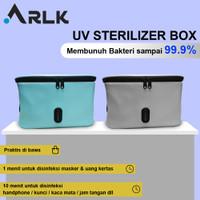 Uv Sterilizer Disinfection Box Arlk or Alat Steril Portable Besar