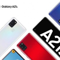 Samsung Galaxy A21S 6/64 Ram 6GB Internal 64GB Garansi Resmi Sein