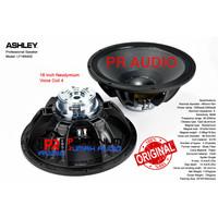 Komponen Speaker ASHLEY LF18N400 LF18 N400 ORIGINAL 18 inch 2000 Watt