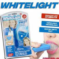 Pemutih Gigi WhiteLight Technology Pembersih Gigi