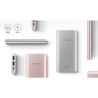 Powerbank Samsung 10.000 mAh tipe C - BONUS KABEL CHARGER & HEADSET