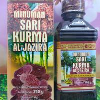 Sari Kurma Al-Jazira Original harga Grosir